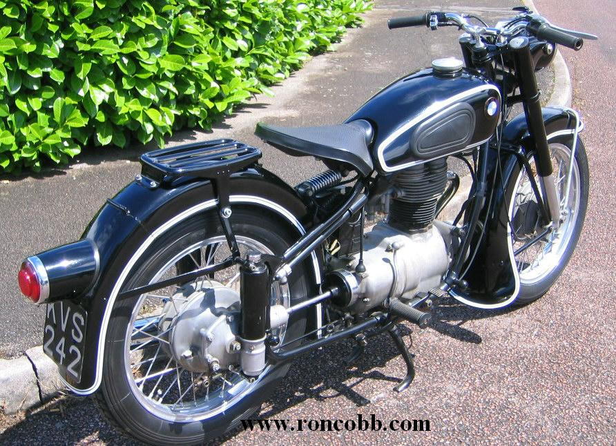 1954 BMW r25 classic motorcycle for sale ~ NeldiTermas