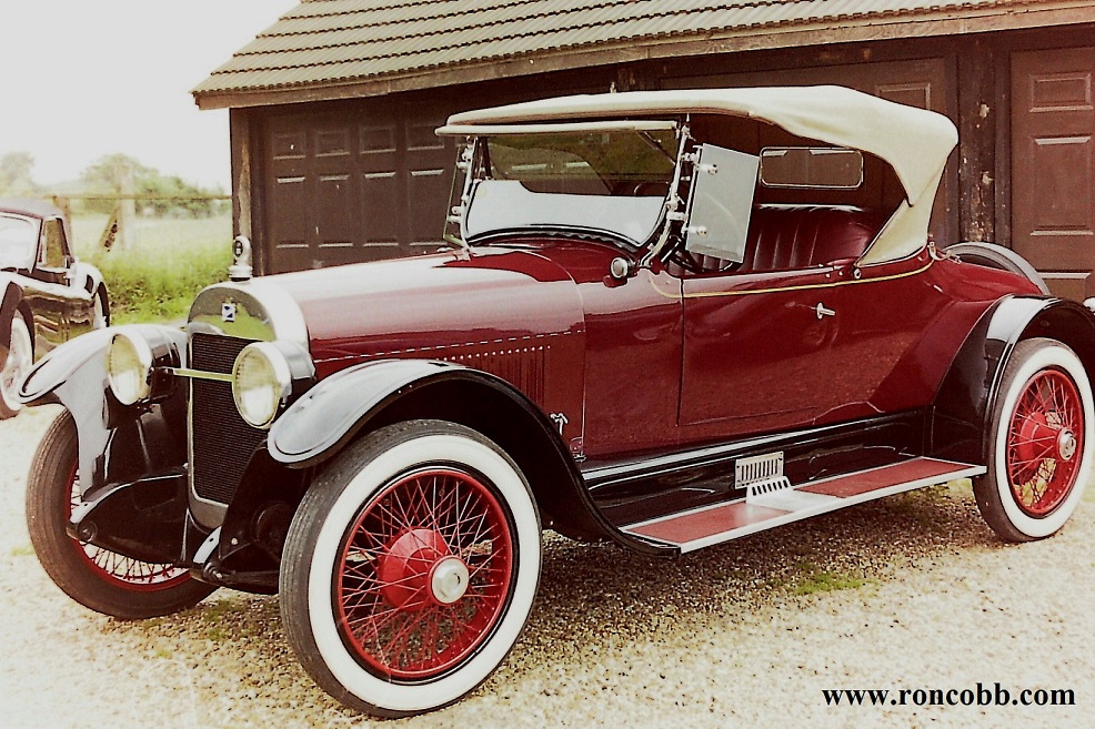1922 Buick Sport Roadster