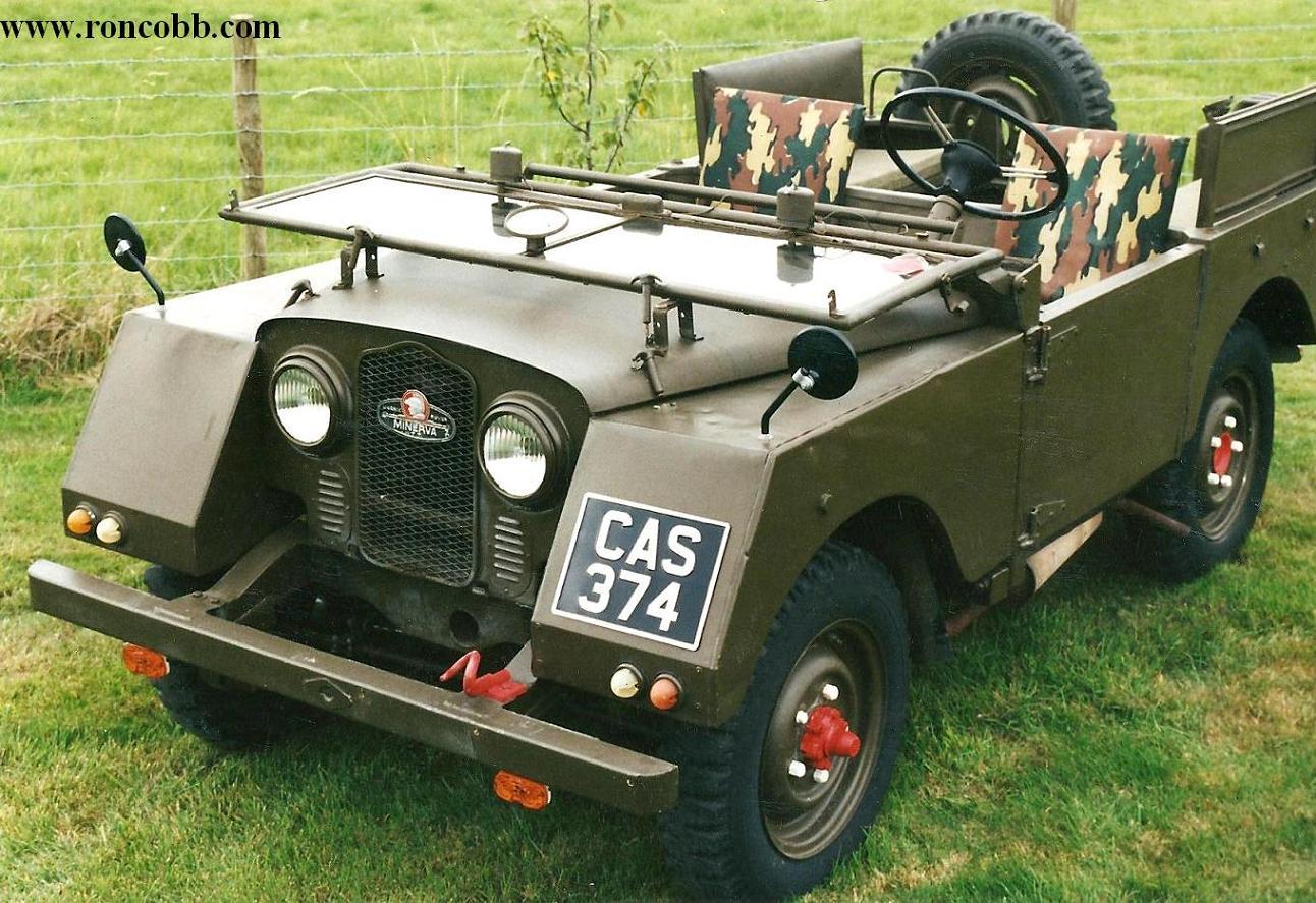 1952 Minerva Land Rover Mk1 For Sale