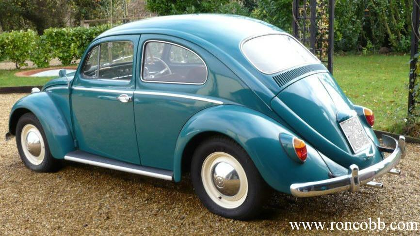 Classic vw beetle for sale uk