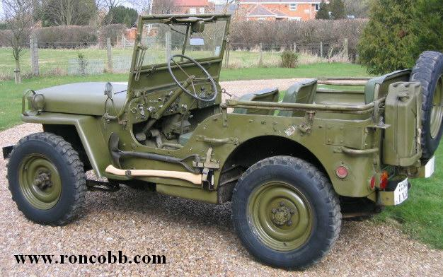 Hotchkiss Willys Jeep For Sale