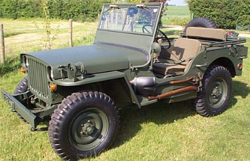 Willys Jeep For Sale >> Hotchkiss Willys Jeep For Sale